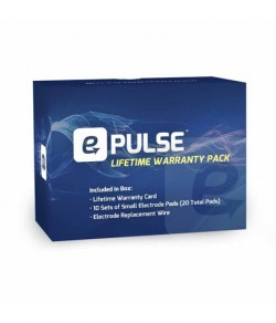 e-Pulse$trade; Lifetime Warranty Pack Box
