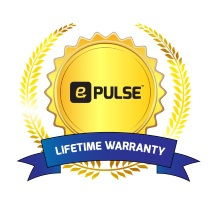 e-Pulse™ Lifetime Warranty