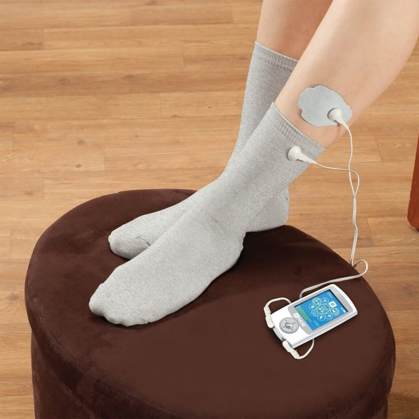 ePulse® TENS Massage Socks-215