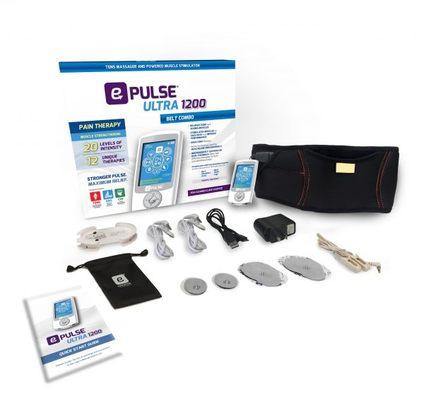 ePulse® Ultra 1200 Belt Combo-0