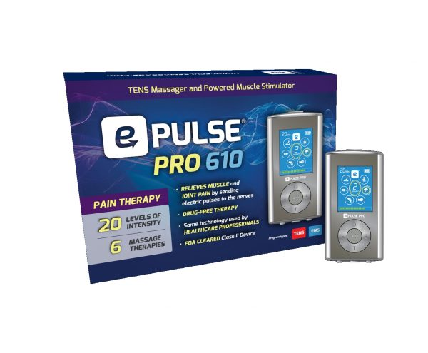 ePulse® PRO 610 Compact TENS Device-193